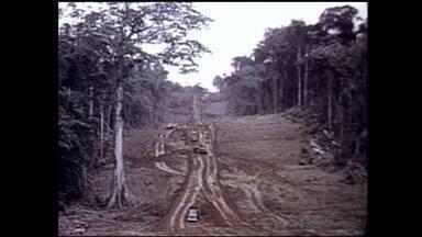 Os 45 anos da Transamazônica