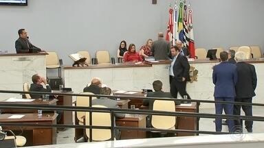 Vereadores votam projeto para expandir área urbana de Rio Preto - Os vereadores votaram nesta terça-feira (27) um projeto para expandir área urbana de São José do Rio Preto (SP).
