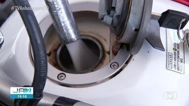 Preço dos combustíveis tem pequena variação no Tocantins - Preço dos combustíveis tem pequena variação no Tocantins