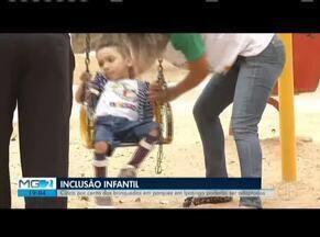 Câmara aprova projeto de instalação de brinquedos adaptados em Ipatinga - Projeto de lei tem como foco os parques da cidade.