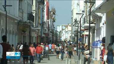 População do Maranhão cresce em 2019 - O número é da estimativa populacional divulgada nesta quarta (28) pelo IBGE.