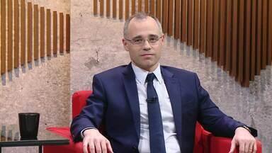 Ministro André Mendonça, o homem forte da AGU
