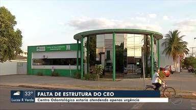 Centro de Especialidades Odontológicas atende apenas urgência - Centro de Especialidades Odontológicas atende apenas urgência