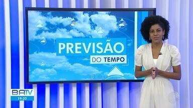 Confira a previsão do tempo para Salvador e cidades do interior do estado - Fim de semana vai ter sol em Salvador e na maior parte da Bahia.