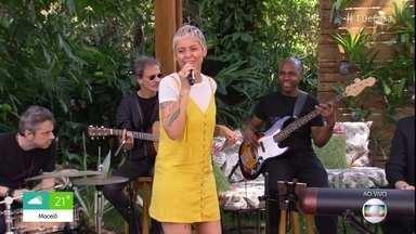 Kell Smith canta 'Vamos Fugir' - Canção de Gilberto Gil ganhou nova versão na voz da cantora