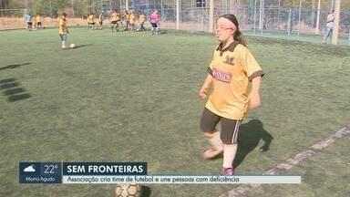 Associação cria time de futebol para pessoas com Síndrome de Down em Ribeirão Preto - undefined
