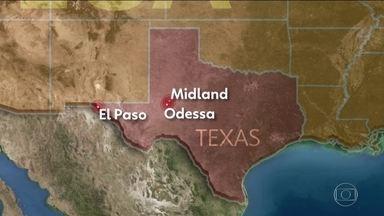 Ataque a tiros deixa mortos e feridos nos Estados Unidos - Tiroteio aconteceu entre as cidades de Odessa e Midland, cerca de 500 quilômetros de El Paso, onde um homem matou 22 pessoas e feriu outras 20 em agosto.