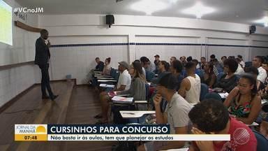 Soteropolitanos enfrentam rotina intensa de preparação para concurso público - Veja a relação de processos seletivos com inscrições abertas na Bahia