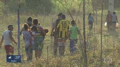 Adolescentes morrem afogados em poço, em Belo Horizonte - No fim de semana, pelo menos outras três pessoas morreram afogadas em Minas Gerais.