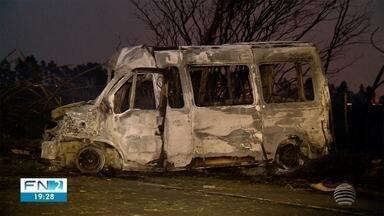 Inquérito investiga causas de acidente que matou cinco pessoas na SP-284 - Uma das vítimas foi sepultada nesta segunda-feira (2).