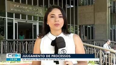 Fila de processos a serem julgados continua longa no Ceará - Confira mais notícias em g1.globo.com/ce