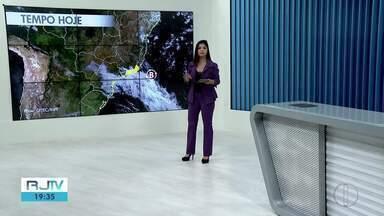 Confira a previsão do tempo para esta terça, 3 de setembro - Veja como ficam as temperaturas nas cidades do interior do Rio.