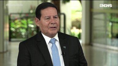Hamilton Mourão e os desafios do governo Bolsonaro