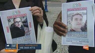 Confira o quadro 'Desaparecidos' desta terça-feira (3) - Confira o quadro 'Desaparecidos' desta terça-feira (3)