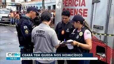 Ceará tem queda de 53% nos homicídios - Confira mais notícias em g1.globo.com/ce