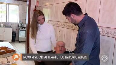 Pessoas com transtornos mentais têm um novo local de acolhimento em Porto Alegre - Estão previstas a inauguração de mais duas casas ainda este anos.