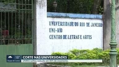 Universidades públicas divulgam carta aberta sobre impacto de cortes na educação - A Universidade Federal do Rio de Janeiro sofreu uma redução de 30% no orçamento.