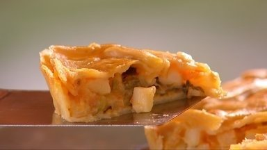 Receita Nosso Campo: aprenda a fazer uma deliciosa torta de pupunha - O Nosso Campo mostra uma receita com um palmito nativo da Amazônia.