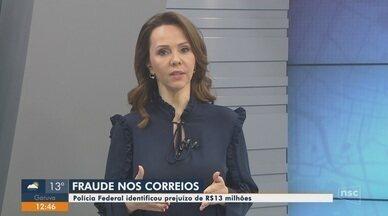 PF cumpre 12 mandados de prisão em suspeita de fraudes nos Correios - PF cumpre 12 mandados de prisão em suspeita de fraudes nos Correios