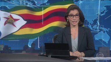 Jornal Nacional, Íntegra 06/09/2019 - As principais notícias do Brasil e do mundo, com apresentação de William Bonner e Renata Vasconcellos.