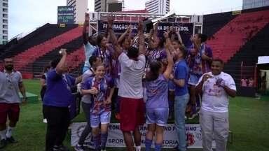 Vitória campeão pernambucano de futebol - Vitória campeão pernambucano de futebol
