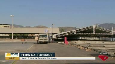 Feira da Bondade tem três dias de festa em Cachoeiro de Itapemirim, ES - Confira as informações sobre o evento.
