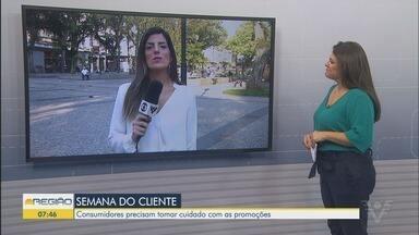Semana do Brasil conta com descontos para os consumidores - Ação acontecem em razão do Dia do Cliente, celebrado no dia 15 de setembro.