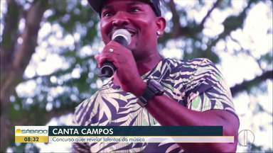 Concurso quer revelar talentos da música - Canta Campos.