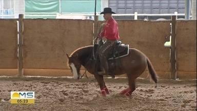 Campo Grande sediou primeira etapa do Campeonato de Cavalo de Apartação - Campo Grande sediou primeira etapa do Campeonato de Cavalo de Apartação.
