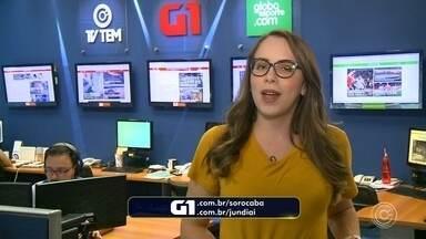 Carol Andrade traz os destaques do G1 nesta segunda-feira - Carol Andrade traz os destaques do G1 nesta segunda-feira (9).