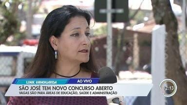 Termina nesta segunda-feira o prazo para concorrer a 200 vagas na prefeitura de São José - Ainda dá tempo de fazer o cadastro.