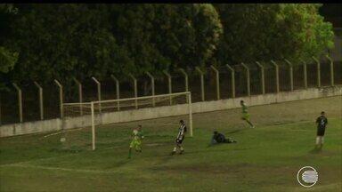 Cori-sabbá disputa amistoso e vence com gol do presidente do clube - Cori-sabbá disputa amistoso e vence com gol do presidente do clube
