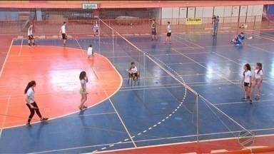 Cuiabá sediou pela primeira vez o campeonato estadual de badminton - Cuiabá sediou pela primeira vez o campeonato estadual de badminton.