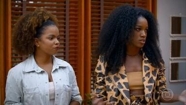 IZA conversa com Ana Ruth, Lara Alanys e Noelle - Cantoras se preparam para a Rodada de Fogo