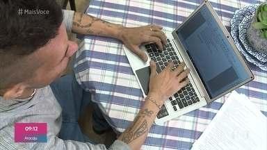 É possível usar a internet para aprender - Cursos online e até gratuitos estão disponíveis na rede