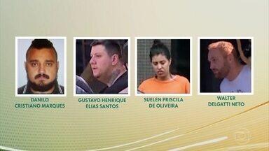 Justiça mantém prisão dos quatro suspeitos de invadirem celulares de autoridades - A decisão foi tomada pela justiça de Brasília que acatou a manifestação do Ministério Público.