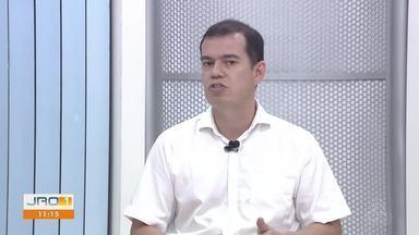 Rodrigo Almeida, médico, comenta sobre câncer - Rodrigo Almeida, médico, comenta sobre câncer