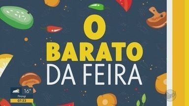Barato da Feira: confira preços de verduras, legumes e frutas nas feiras em Ribeirão Preto - Limão taiti, mandioca e laranja lima são alguns dos alimentos que estão mais em conta.
