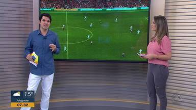 Diego Guichard analisa derrota do inter na primeira partida da final da Copa do Brasil - Assista ao vídeo.