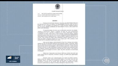 CNJ arquiva denúncia contra o desembargador Erivan Lopes - CNJ arquiva denúncia contra o desembargador Erivan Lopes