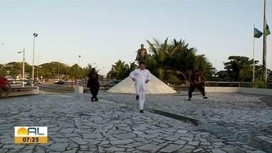 Equipe alagoana tem boa participação do Brasileiro de Kung Fu - Delegação conquista 18 medalhas na competição nacional