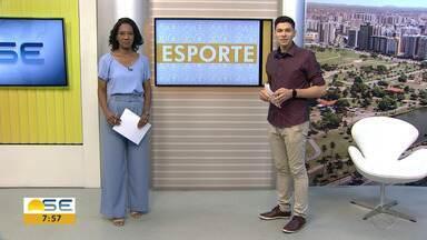 Confira as notícias do esporte em Sergipe com Felipe de Pádua - Confira as notícias do esporte em Sergipe com Felipe de Pádua.