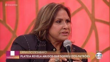 Fafá de Belém relata assédio em shows - Cantora conta que muitos contratantes achavam que ela fazia 'parte do pacote'