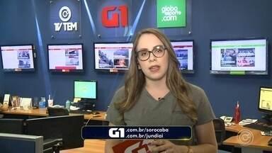 Carol Andrade traz os destaques do G1 nesta quinta-feira - Carol Andrade traz os destaques do G1 nesta quinta-feira (12).