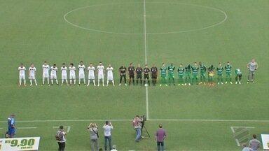 Cuiabá vence Costa Rica com boa atuação de Escudero e avança na Copa Verde - Cuiabá vence Costa Rica com boa atuação de Escudero e avança na Copa Verde.