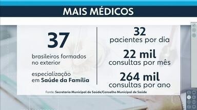 Programa Mais Médicos não deve ser renovado na capital, diz Ministério da Saúde - A partir de segunda (16), capital paulista pode ficar sem atendimento médico desse grupo de profissionais.