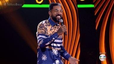 """Luiz Celestino canta """"País Tropical"""" - Técnicos analisam a apresentação"""