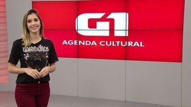Agenda Cultural: confira a programação de 13 a 15 de setembro no ES - G1 produz guia com as principais atrações culturais no Espírito Santo.