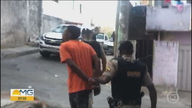 Quatro são detidos suspeitos de participação em tentativa de assalto no Mangabeiras, em BH - Uma mulher foi baleada durante o crime.