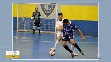 Futsal de Dracena perde para o São José na Liga Paulista de Futsal - Confira quais são as novidades do esporte com Paulo Taroco.